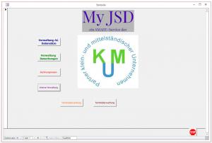 MyJSD-Datenbank
